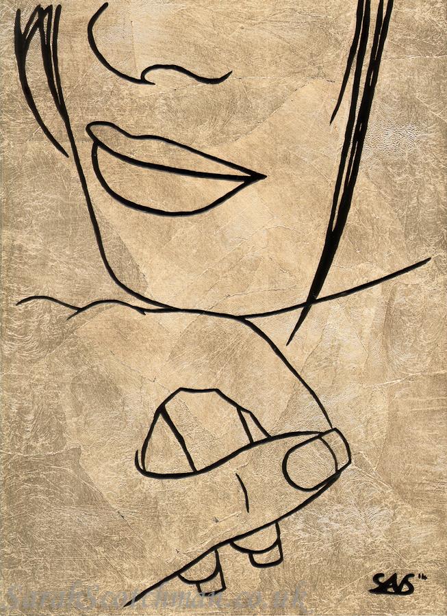 Sarah Scotchman Touch  Original Art  Price: £POA